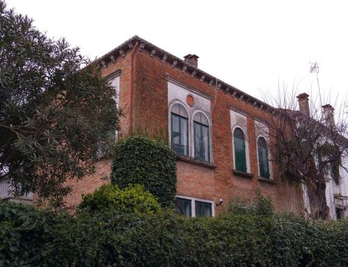 Residential building – Lido (VE), via Contarini