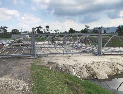 Struttura di supporto industriale – Honduras, San Pedro Sula