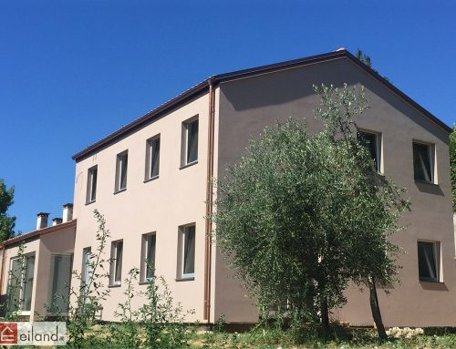 Residential building – Boara (PD), via Salarola