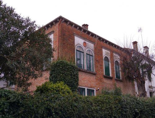 Edificio uso abitativo Lido (VE), via Contarini
